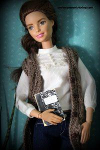 Martina, mi Barbie bohemia