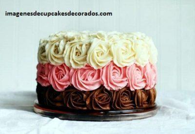 tortas decoradas para el dia de las madres pastel
