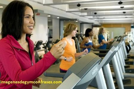 fotos de mujeres que van al gym motivacion