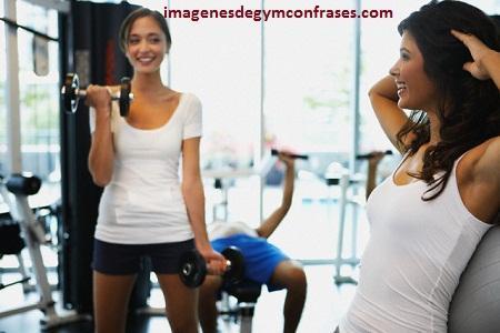 fotos de mujeres que van al gym cuerpos