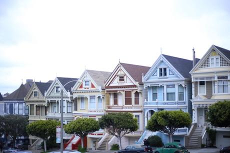 SF: Painted Ladies