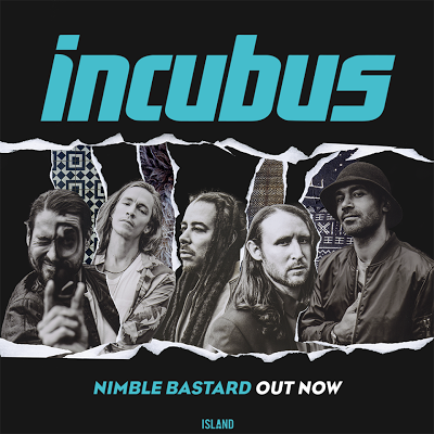 Incubus estrenan lyric video para su single de regreso después de seis años