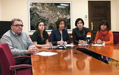 PAÍS VASCO: declaración institucional del ayuntamiento de Durango a favor de las personas con enfermedades de sensibilización central. PDF (14/02/17)