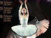 primera España Petersburg Festival Ballet visita Madrid