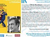 """PRESENTACIÓN LITERARIA """"Esperando Míster Bojangles"""", gran éxito Olivier Bourdeaut"""
