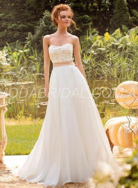 Bendigo beach wedding dress