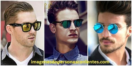 imagenes de lentes de sol para hombres moda