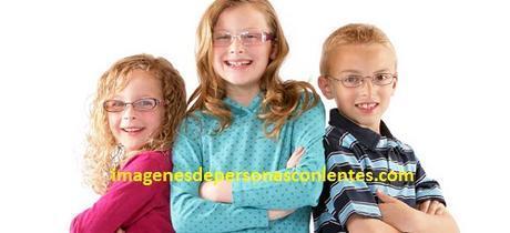 imagenes de lentes para niños aumento