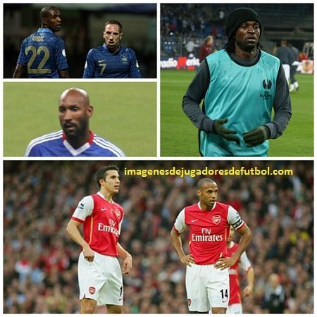 collage de jugadores de futbol famosos