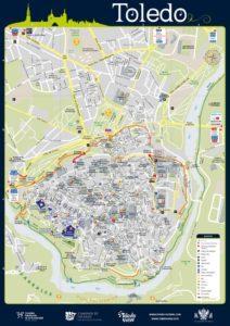 Paseo por el centro antiguo de Toledo