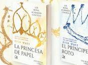 Novedad: Editorial publica princesa papel', Erin Watt. marzo librerías!