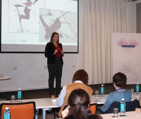 La directora de LinkedIn España, principal ponente del evento sobre Transformación Digital de EUROFORUM