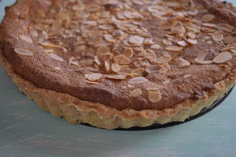 Tarta Bakewell Sin Gluten