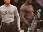 Star-Lord Drax nueva imagen Guardianes Galaxia Vol.