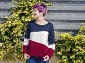 Asymmetric Sweater