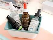 Skin care sueros aceites favoritos.