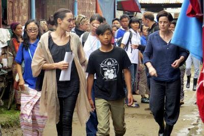 Angelina Jolie habla de su divorcio