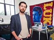 Artistas textiles: Luke Haynes