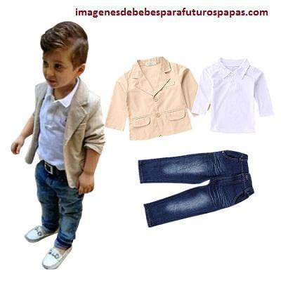 7ce8ef0ec Ropa de moda para niños de dos años varones o niñas fashion - Paperblog