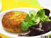 Hamburguesas brócoli, queso piñones