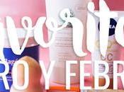 Favoritos Enero-Febrero {2017}