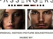 """B.S.O. """"PASSENGERS"""": Música pocas palabras"""