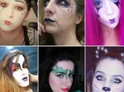 Carnaval: ideas maquillaje