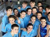 Todas categorías Club Natación Hermanas compitieron pasado semana