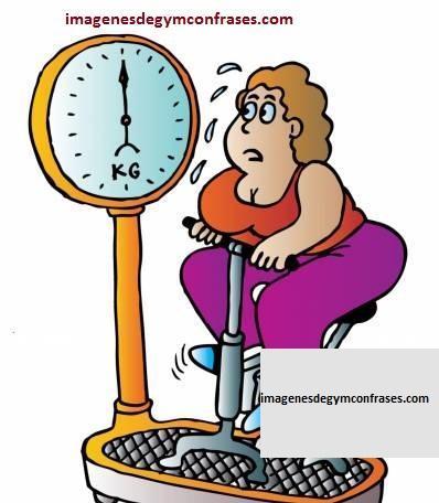 Fotos Chistosas O Animadas Caricaturas De Mujeres En El Gym Paperblog