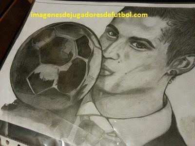 Mira Dibujos De Los Jugadores Del Real Madrid Para Colorear
