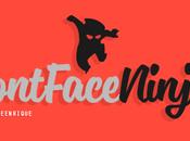 Identificar cualquier tipografía Internet FontFace Ninja 2017