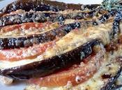 Berenjenas horno tomate mozzarella Melanzane forno pomodoro