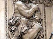 Alegorías matemáticas renacentistas Cour Carrée Louvre