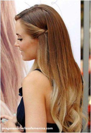 Peinados Sencillos Y Bonitos Ideas De Peinado