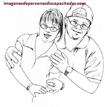 Dibujos O Imagenes Para Colorear De Discapacitados En Silla Paperblog