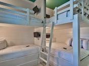 Dormitorios Infantiles Multiples Estilo Rustico