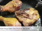 VIERNES EXPRÉS POLLO CURRY ARROZ FRITO CatiFerranblog