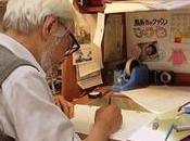 Hayao Miyazaki prepara nueva película
