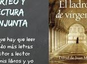 """Sorteo lectura conjunta ladrón vírgenes"""", David Juan Marcos"""