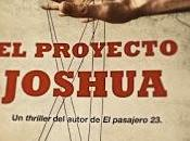 proyecto Joshua Sebastian Fitzek Reseña Libro