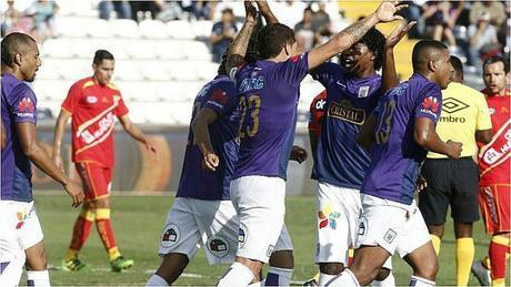 Previa: Alianza Lima vs Huancayo 26 febrero 2017 #Historial de partidos en matute