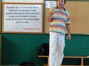 Reseña Informativos (Televisión Ibiza) sobre Conferencia EDUCAR CO-RAZÓN FAMILIA. José María Toro