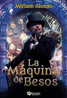 Lectura Conjunta   La máquina de besos ~ Miriam Alonso