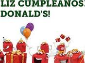 Cumpleaños McDonald. buena opción
