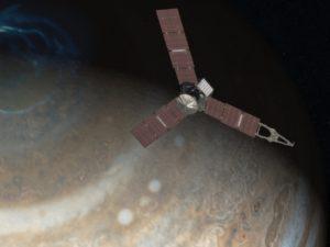 Juno permanecerá en su órbita actual alrededor de Júpiter