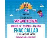 festival 2017 presenta Fnac Callao