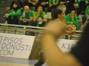 Escenas Donosti Basket-Araski
