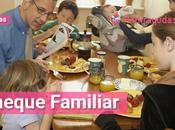 "Abierto plazo para solicitar ""Cheque Familiar"" 1200€ 2017"