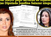 Beatriz Benavente paga facturas Congreso precios inflados
