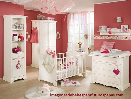 Decoracion Para Habitacion De Bebe Nia. Affordable Decoracin De ...